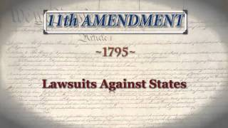 Amendments 11-18 (Principles of the Constitution Series)