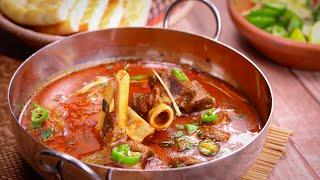 Mutton Nihari Recipe   Special Mutton Nahari, - SooperChef