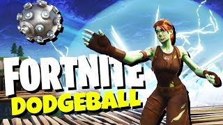 Impulse Grenade Dodgeball in Fortnite Playground! - Fortnite Gameplay