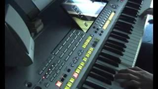 Jetzt ist die Zeit (whole song) - Yamaha Tyros