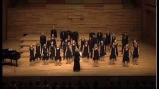 Grex Musicus - Vesitarinoita osa 2. Vedessä palaa ja osa 3. Vedenneito