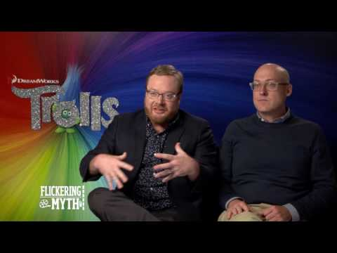 Exclusive Interview - Trolls directors Mike Mitchell and Walt Dohrn Mp3