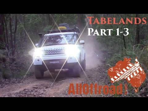 4x4 Off Road NSW Tabelands Part 1 of 3 | ALLOFFROAD #78-1