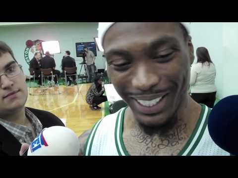 Top 10 2011 Celtics Media Day moments