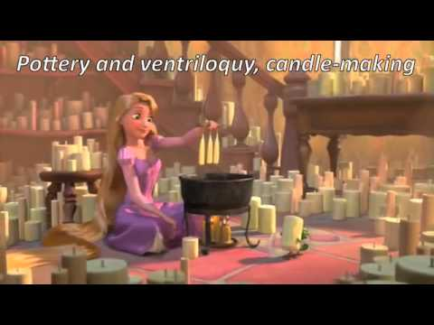 Tangled - When Will My Life Begin - OST - With Words
