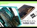 Sony Xperia Z3 D6553 Backlight LCD Light Hardware Repair Tutorial Восстановление подсветки экрана mp3