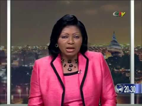 CRTV   Rigobert Song va mieux   Sources JT 20h Cameroun
