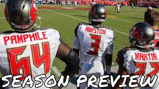 18f7ea220a5 Tampa Bay Buccaneers 2016-17 NFL Season Preview - Win-Loss Predictions and  More!