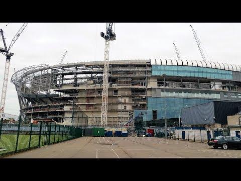 Spurs New Stadium - White Hart Lane - 13 May 2018