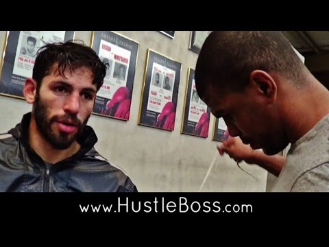 Jorge Linares talks Kevin Mitchell showdown, Kenneth Sims sparring, more