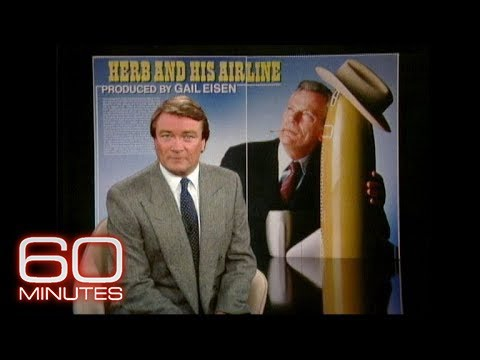 The 60 Minutes interview: Southwest's Herb Kelleher