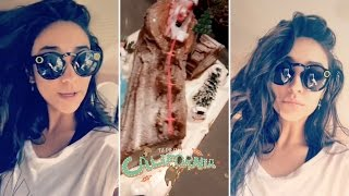 Shay Mitchell   Snapchat Videos   December 19th 2016