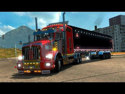 KENWORTH T800 DE REGRESO A COLOMBIA!!  | EURO TRUCK SIMULATOR 2