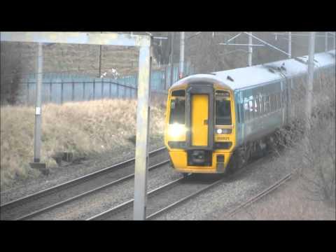 trains near Birmingham international