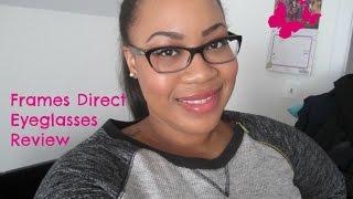 Frames Direct Experience & Prada Swing Eyeglasses Unboxing!