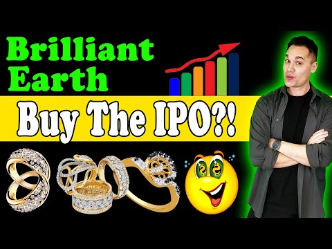 Should You Buy The BRILLIANT EARTH Stock IPO?!