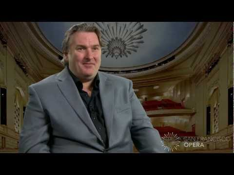 YOU ASKED THE QUESTIONS: Simon O'Neill as Chairman Mao from the San Francisco Opera