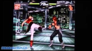 Sega NAOMI Dead or Alive 2 Millennium