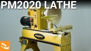 Powermatic PM2020 Woodturning Lathe