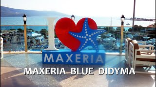 MAXERIA BLUE DIDYMA HOTEL 5 полный обзор отеля