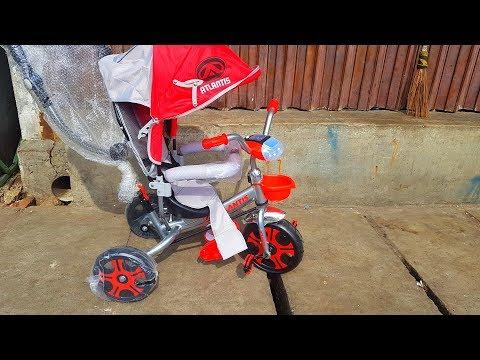 sepeda-anak-baby-stroller-model-baru- -new-model-stroller-kids-trike