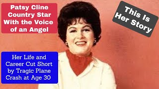 Patsy Cline The Singing Voice of An Angel
