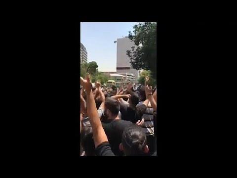 -الموت للمستبد-.. مسيرة في طهران احتجاجاً على شح المياه جنوب إيران …  - نشر قبل 6 ساعة