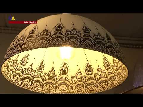 From Banker to Businessman: Ukrainian Entrepreneur Starts Designer Lamp Company