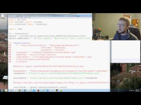 Reverse Image Lookup on Google with Python programming tutorial
