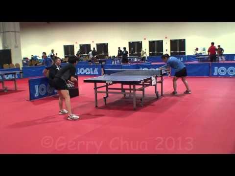 Shang Yuan Yuan vs Suzi Wang