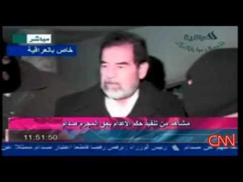video uccisione saddam