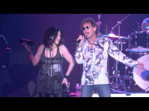 Starship with Mickey Thomas performs at the 2015 LOPen produced by Howard Perl Productions.