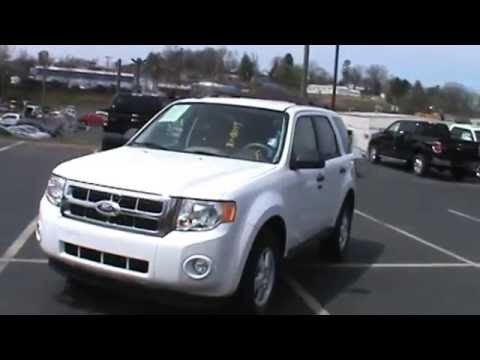 FOR SALE 2011 FORD ESCAPE XLT AWD 1 OWNER STK# P6799 www.lcford.com