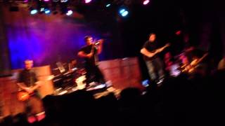 "Yellowcard ""Southern Air Tour"", HOB Cleveland 11-20-12"