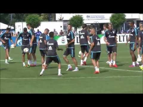 FC Schalke 04 Training 04.07.2015
