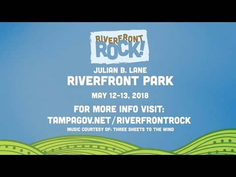 Riverfront Rock Music Lineup