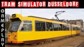 Tram Simulator Düsseldorf gameplay PC HD