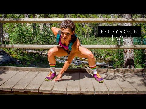 BodyRock Elevate – День 44 - Тренировка на все группы мышц