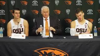 Men's Basketball Postgame Press Conference: UCLA