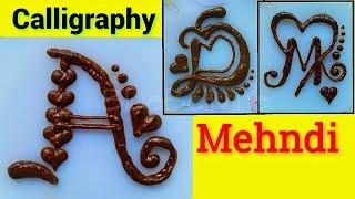DIY Henna|Mehndi Tattoo|Fancy A Tattoo Design With Henna|Beautiful Tattoo Henna Design|Tattoo Mehndi
