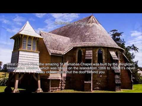 Top 5 Attractions in Norfolk Island, Australia