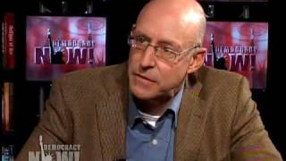 """Michael Pollan's: """"Don't Buy Any Food You've Ever Seen Advertised"""". Democracy Now 5/14/09 2 of 2"""