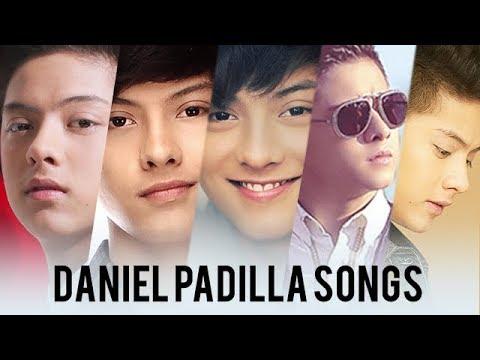Daniel Padilla NonStop Songs