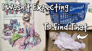 Goodwill Thrift with Me & Vintage Home Decor Haul-Project Thrift 52 Week 27
