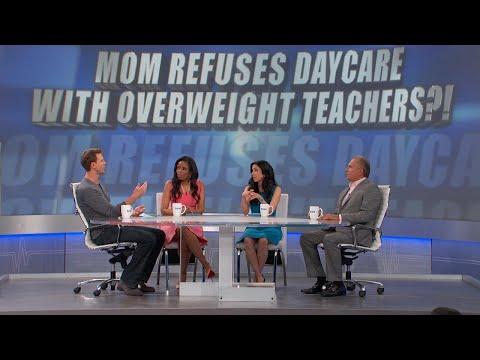 Mom Slams Overweight Teachers