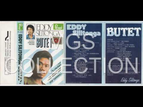 Eddy Silitonga - Butet ( Full Album )