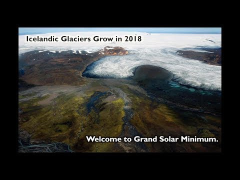 ALERT: Mini Ice Age confirmed? Iceland's glaciers grow for first time in decades