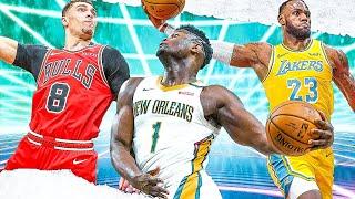 NBA LOUDEST DUNKS of the 2020 Season!