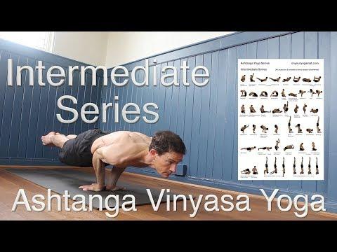 Ashtanga Yoga Intermediate (Second) Series