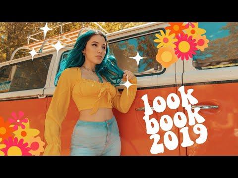 summer lookbook 2019 ~70's inspired~